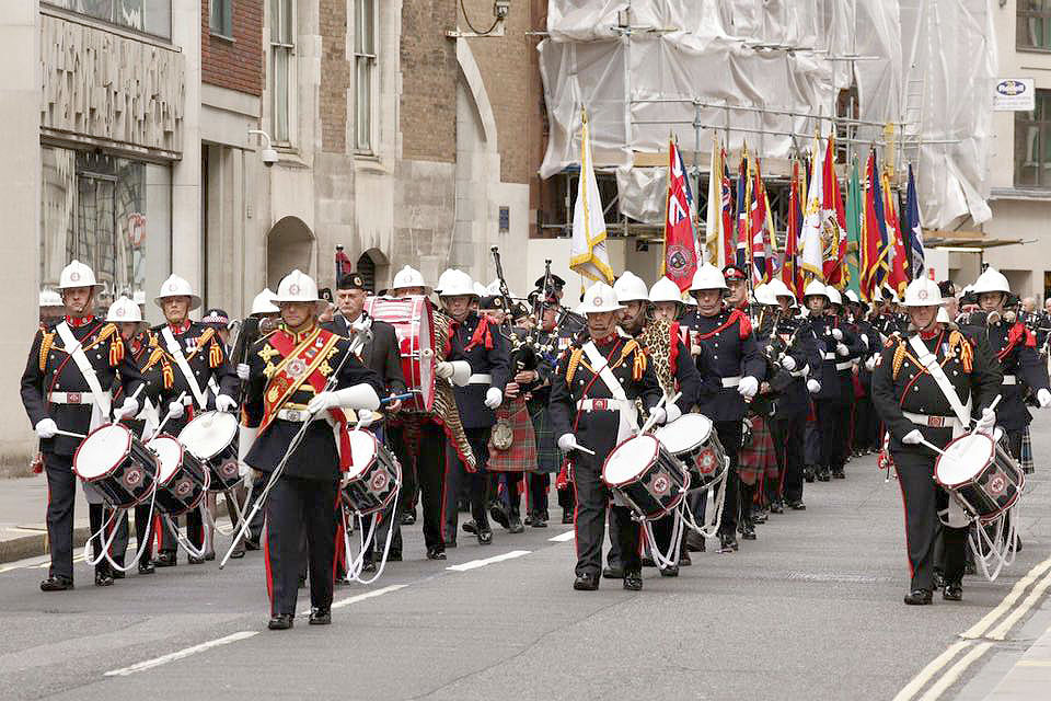 Corps of Drums